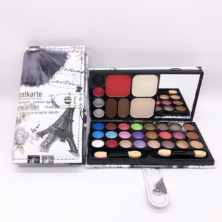 WV33 Vintage wallet makeup set