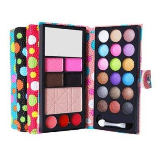W02 Retro wallet makeup set