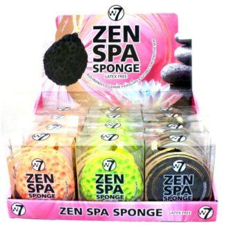 W7 Zen Spa Sponge