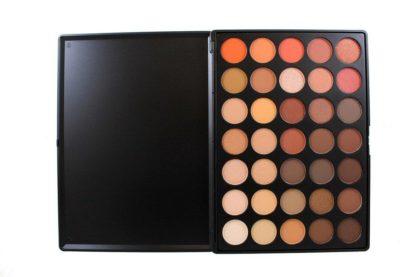 Ögonskugga Professional Palette - 35 varma färger