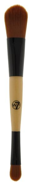 W7 duo Foundation & Concealer Brush 2 in 1