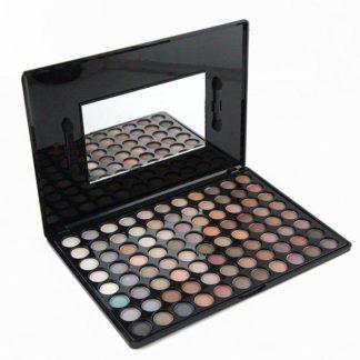 88-2 Warm Professional Palette - 88 st. Ögonskuggor