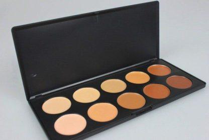 TZ Concealer professional palette 10 färger