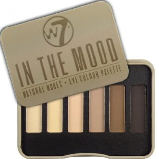 W7 In The Mood Eye Colour Palette Ögonskugga