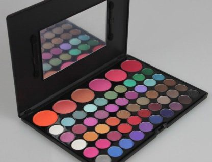 Make Up Set 56 ögonskugga och rouge palette