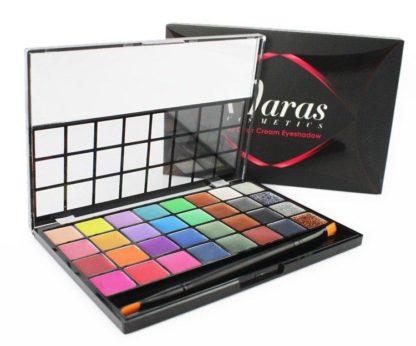 Ögonskugga Professional Palette - 32 färger