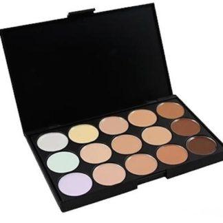 TZ Concealer professional palette 15 färger