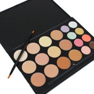 Concealer professional palette 20 färger