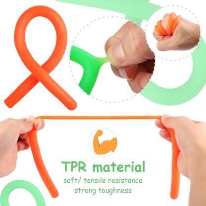 PRO 26 st. Fidget Pop it Toys Set pack för barn och vuxna