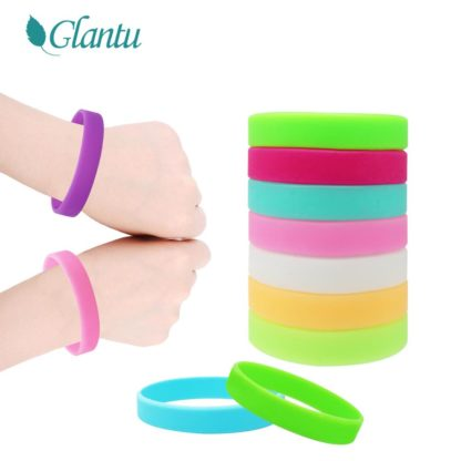 Antimyggband 10 pack - Silicone